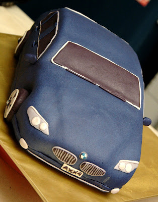 Sweet Tooth Haven Bmw Cake