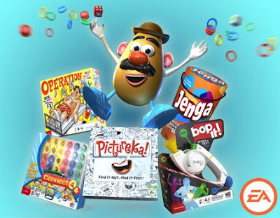 Hasbro's Family Game Night with Mr. Potato Head