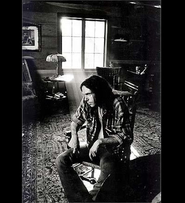 Neil Young by Joel Bernstein