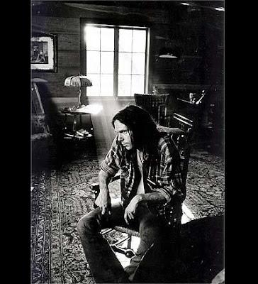 Neil Young by Joel Bernstein