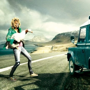 Didda Jonsdottir in Back Soon, a Solveig Anspach movie
