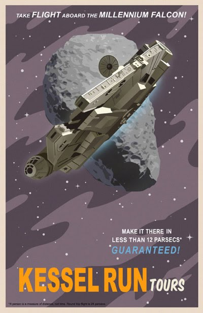 Kessel Run Tours