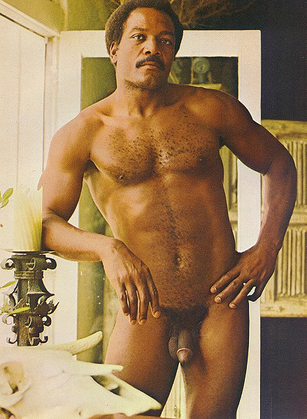 jim brown in playgirl nude