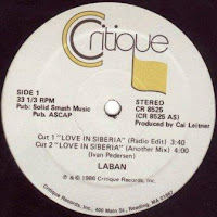 LABAN - Love In Siberia (1986)