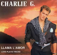 Cover Album of CHARLIE G. - Llama L'amor (1987)