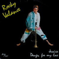 ROCKY VALANCE - Jessica & Danger For My Love (1989)