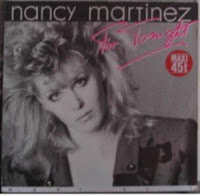 NANCY MARTINEZ - For Tonight (1986)