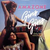 AMAZONE - Gino Gino (1986)