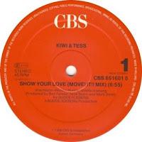 KIWI & TESS - Show Your Love (Acid House Remix) (1988)