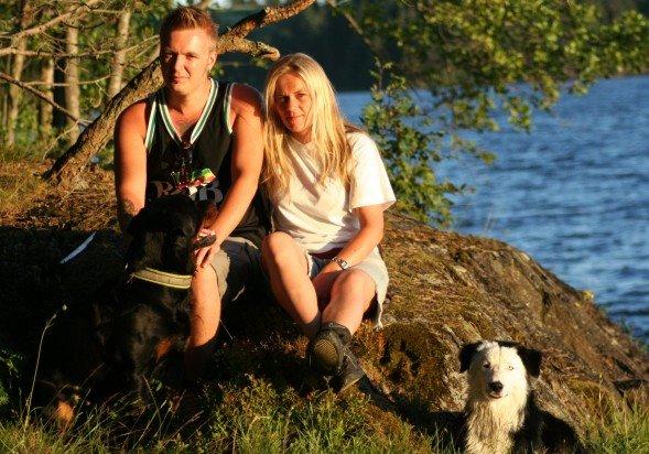 Lasse og Elisabeth