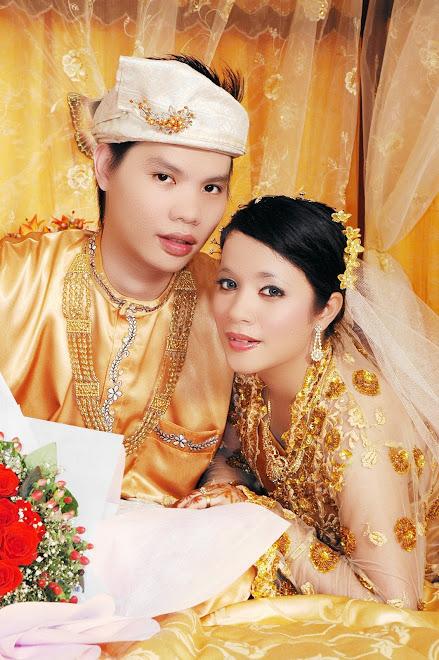 Majlis perkhawinan Ana dan Alif