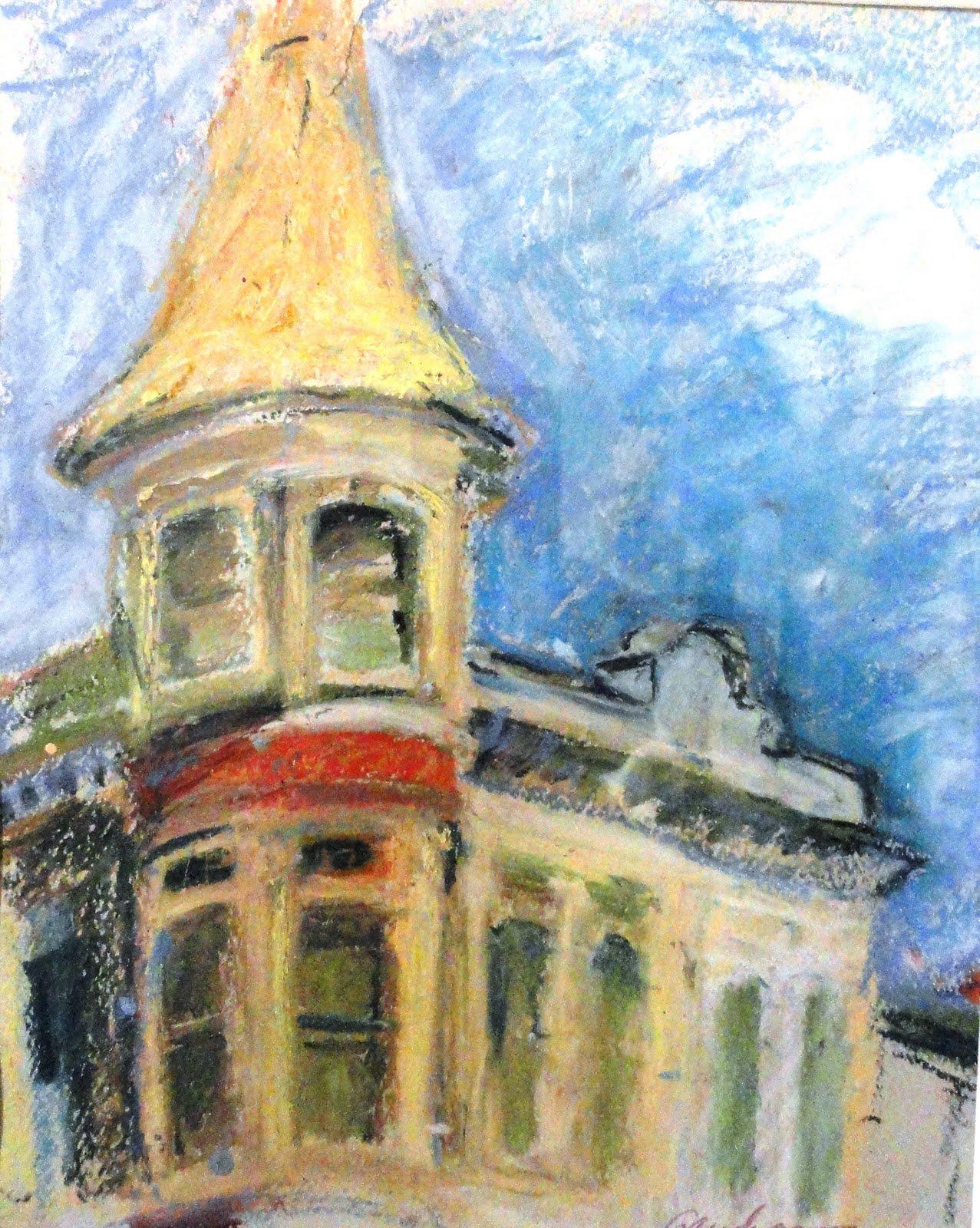 michael gaudreau art & story: McLhinney Building-Havre de Grace, MD
