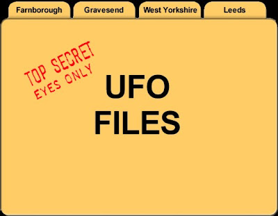 UFO Files Data Base