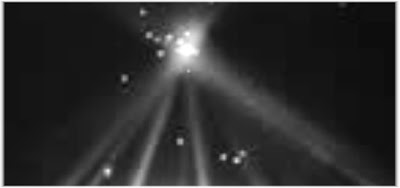 Huge UFO Caught in Search Lights Battle of Los Angeles 1942