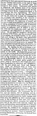 The First Discovery of Columbus (C) - The New York Times 8-7-1854