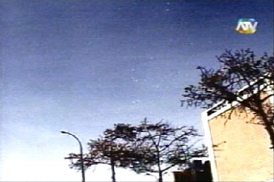 UFO Fleet Photographed Over Lima Peru