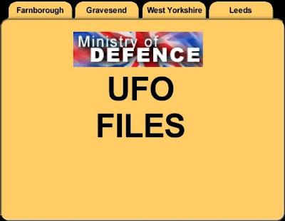 MoD UFO Files