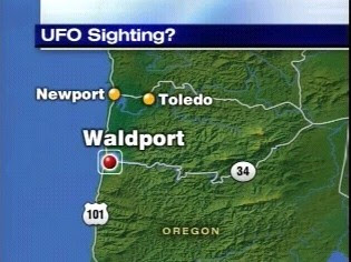 UFO Sighting Map