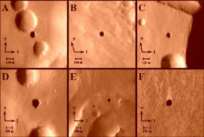 Mars - Seven Sisters