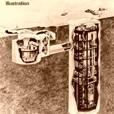 Missile Silo Cutaway