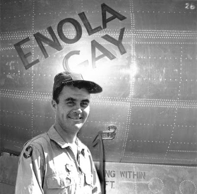 Paul Tibbets & Enola Gay