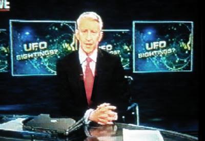 Anderson Cooper (O'Hare UFO Segment)