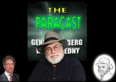 Jim Marrs On The Paracast with Gene Steinberg & Guest Host Frank Warren