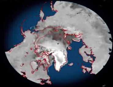 Polar Ice Cap Melting