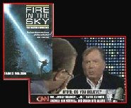 Fire in Sky & Larry King Show with Marcel