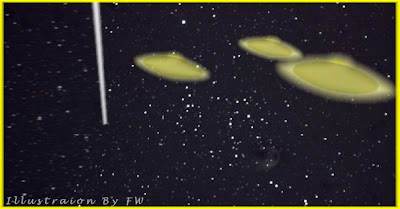 Flying Saucers Over China