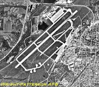Wright-Patterson Air Force Aerial View
