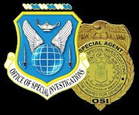 OSI Badge & Shield