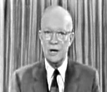 President Dwight Eisenhower (Final Speech)