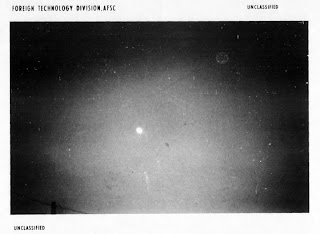 UFO Over Roswell March of 1964