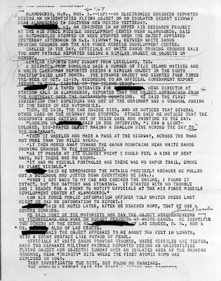 alamogordo atomic bomb. UFOs amp; NUKES   Alamogordo, New