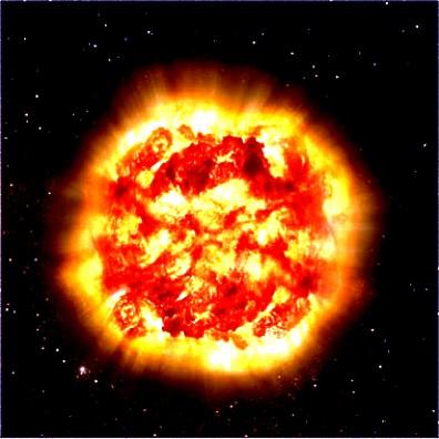 supernova near the sun - photo #12