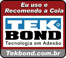 Parceria Cola Tek bond