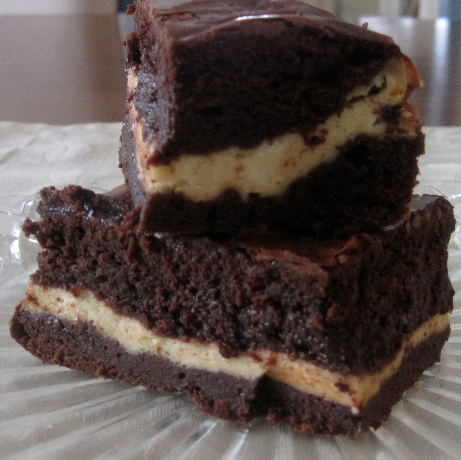 smoores in the kitchen: Triple Chocolate Brownies with Goat and ...