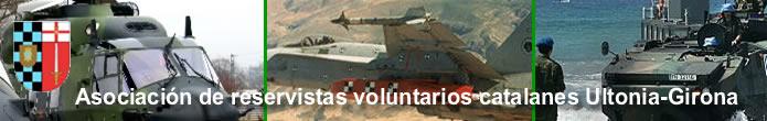 Asociación de reservistas voluntarios catalanes Ultonia-Girona