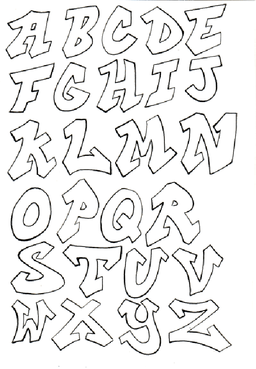 Free Graffiti Download: Cool Graffiti Letters