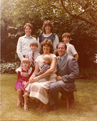 The Bowling Family circa 1984
