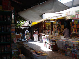Book Market - Istanbul