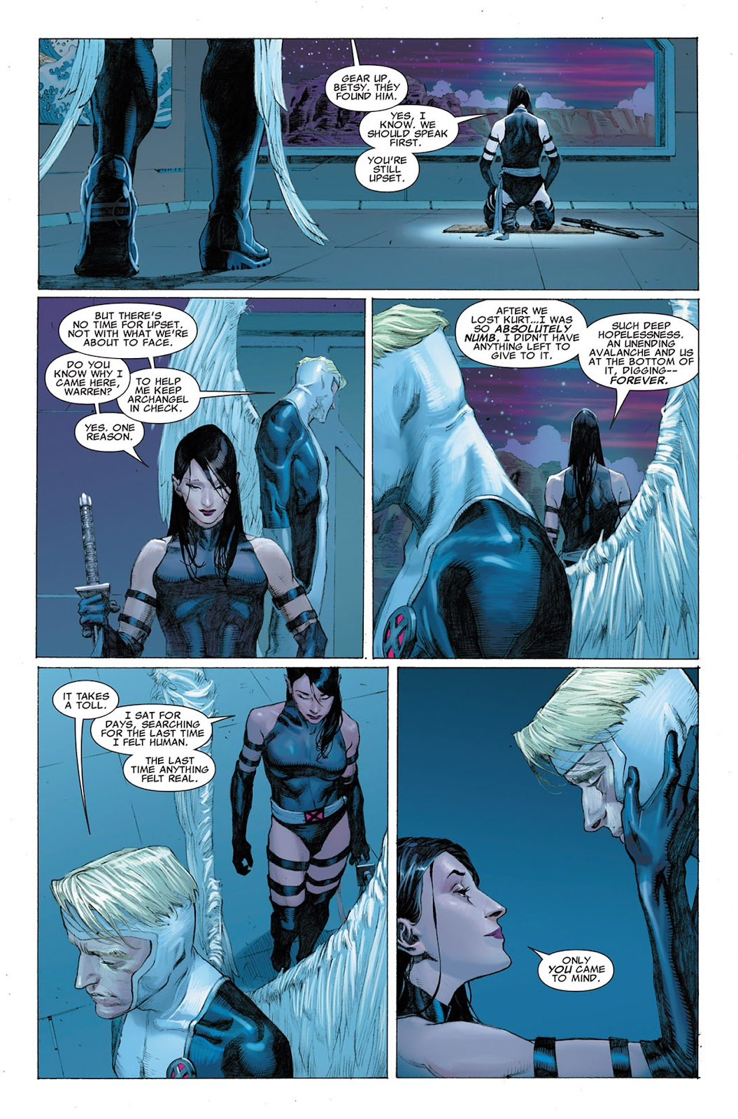 Uncanny X-Force (2010) Issue #2 #2 - English 13
