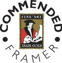 We are 'Fine Art Trade Guild' members