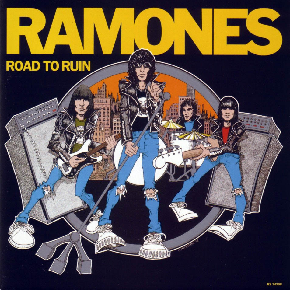 Ramones The Official Website of Ramones