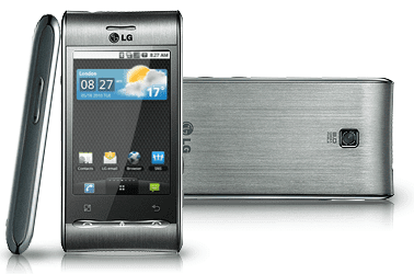 lg optimus best vodafone deal