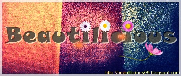 ★Beautilicious09★Your beauty paradise★