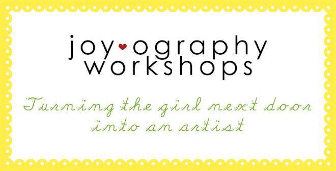 Joy-ography Workshops - Photography Workshop Utah