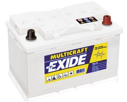 EXIDE MULTICRAFT