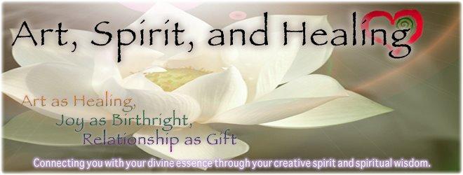 Art, Spirit & Healing